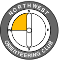 North West Orienteering Club Logo