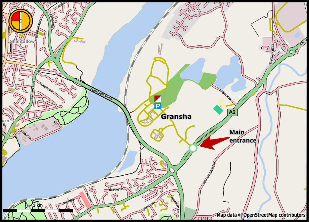 Car Park Location